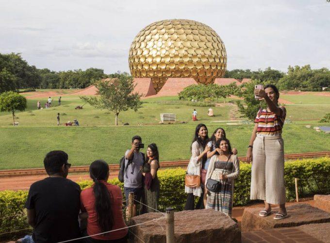Pengembangan Di Auroville, Semakin Besar Menerima Tamu Baru