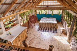 Inilah La Maison Bleue, Rekomendasi Penginapan Tamu Di Auroville